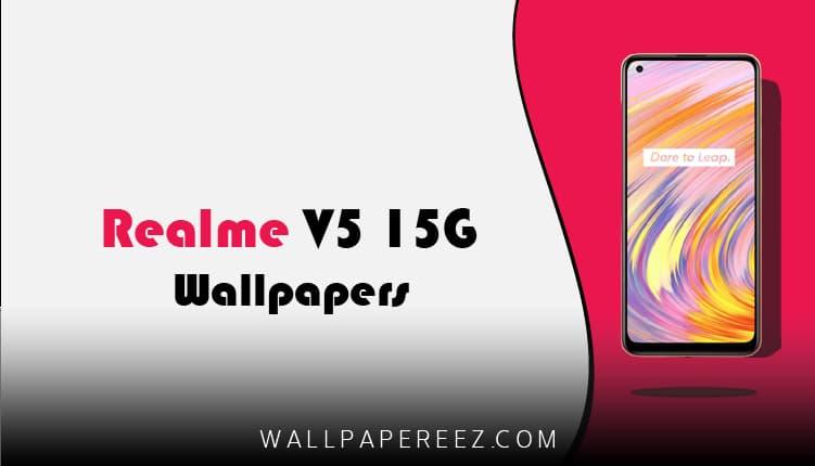 خلفيات Realme V15 5G الاصلية | خلفيات ريلمي روعة
