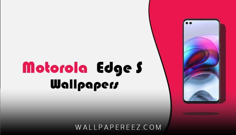 خلفيات Motorola Edge S الاصلية | خلفيات موبايل روعة