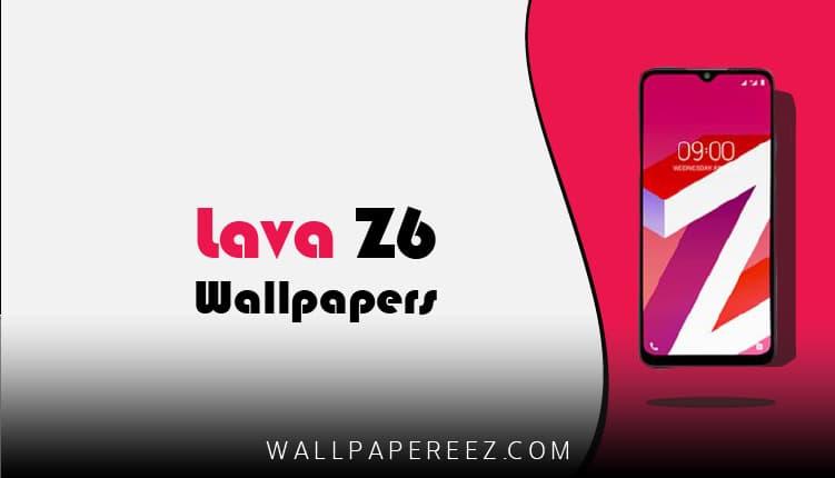 خلفيات Lava Z6 الاصلية | خلفيات جوال روعة