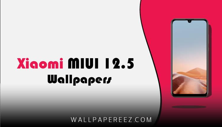 خلفيات MIUI 12.5 الاصلية | خلفيات واجهة شاومي 2020