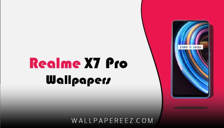 خلفيات Realme X7 Pro الاصلية | خلفيات جوال رهيبة