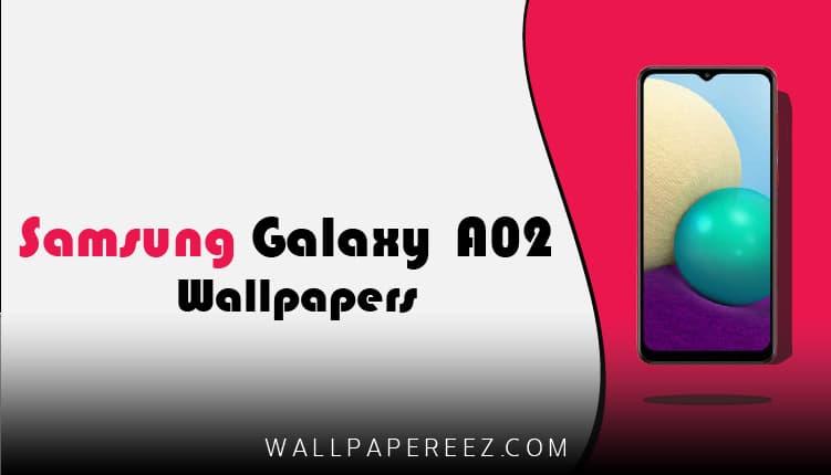 خلفيات Samsung Galaxy A02 الاصلية | خلفيات جوال جميلة