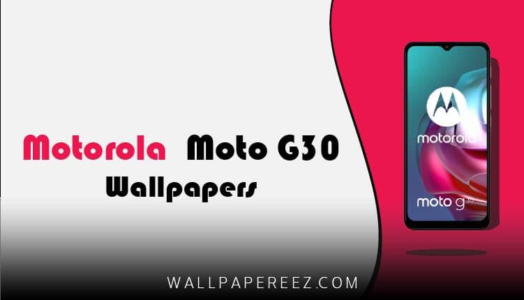 خلفيات Motorola Moto G30 الاصلية | خلفيات جوال رهيبة