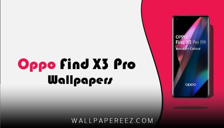 خلفيات Oppo Find X3 Pro الاصلية   خلفيات جوال دقة [QHD+]
