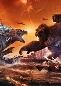 خلفيات فيلم جودزيلا ضد كونغ للجوال - خلفيات Godzilla vs Kong