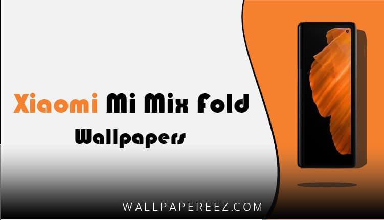 خلفيات Xiaomi Mi Mix Fold الاصلية | خلفيات موبايل روعة