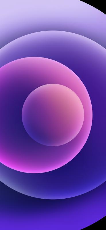 تحميل خلفيات iPhone 12 Purple الاصلية (خلفيات ايفون 12 بيربل)