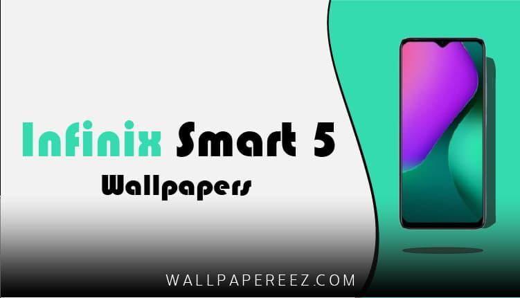 خلفيات Infinix Smart 5 الاصلية (خلفيات HD روعة)