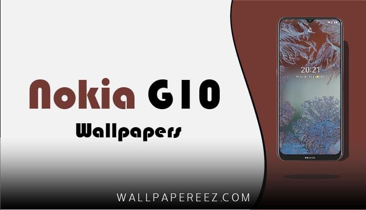تحميل خلفيات Nokia G10 الاصلية برابط مباشر