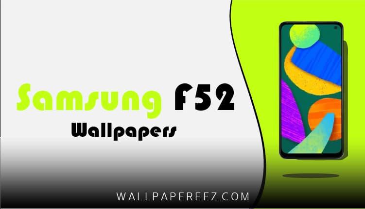 خلفيات سامسونج Samsung Galaxy F52 5G الاصلية
