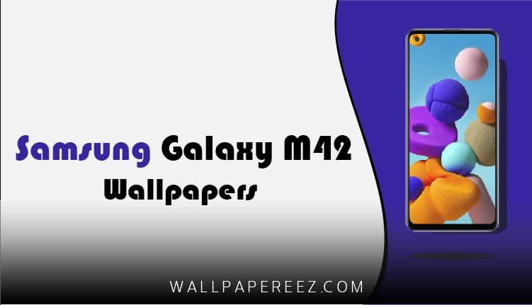 خلفيات سامسونج Samsung Galaxy M42 5G الاصلية