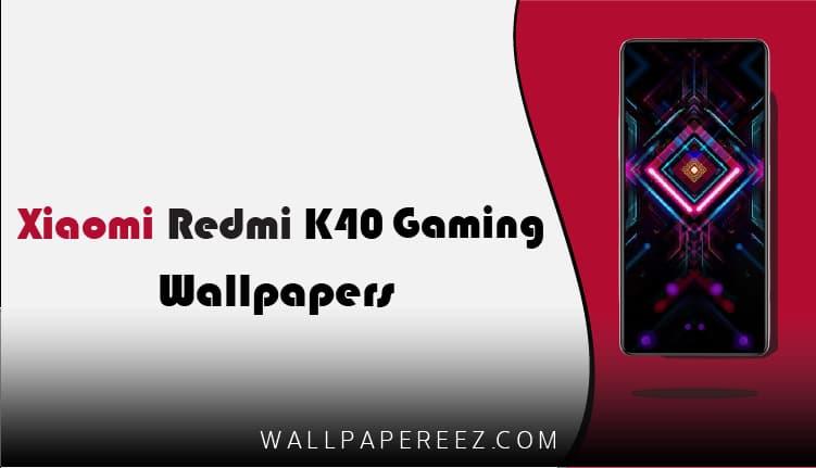 خلفيات Xiaomi Redmi K40 Gaming الاصلية (خلفيات هادئة)