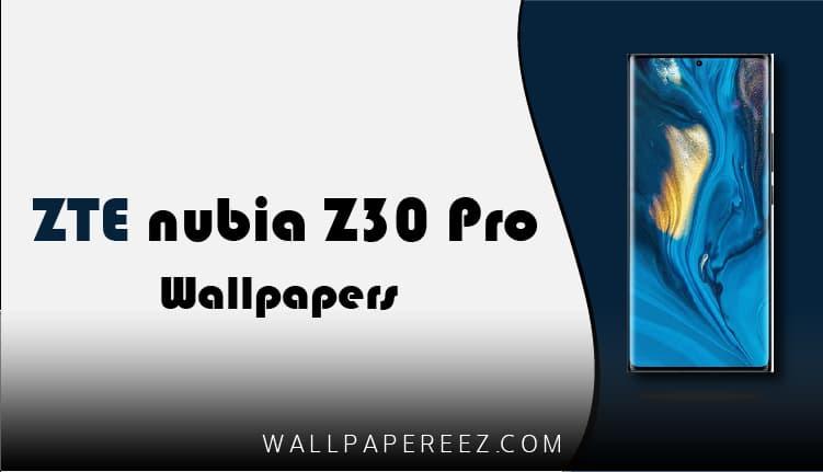 تحميل خلفيات ZTE nubia Z30 Pro الأصلية برابط مباشر