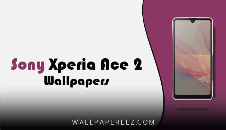 خلفيات سوني Sony Xperia Ace 2 الاصلية