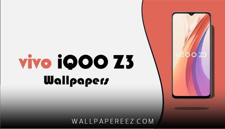 خلفيات فيفو vivo iQOO Z3 الأصلية