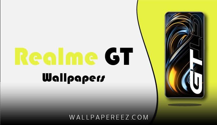 خلفيات Realme GT الأصلية - 9 خلفية موبايل روعة