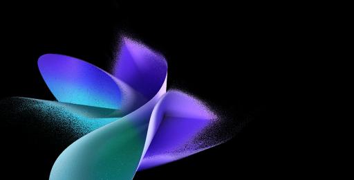 خلفيات Samsung Galaxy Z Flip 3 الرسمية