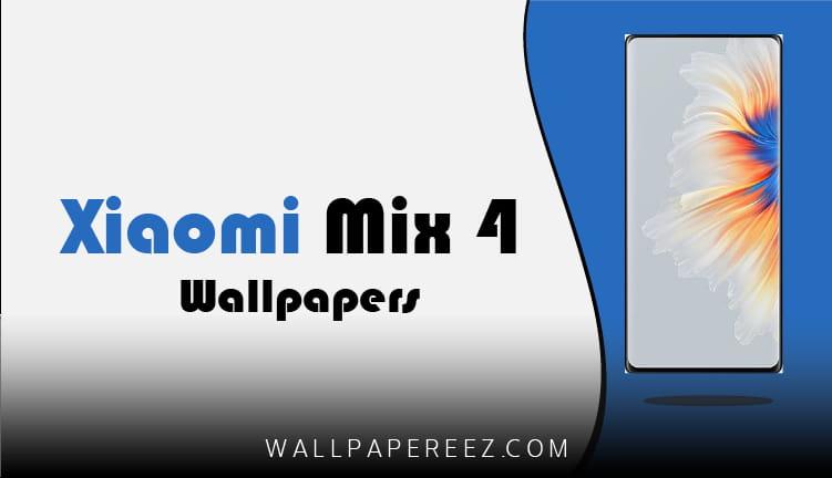 خلفيات Xiaomi Mi Mix 4 الأصلية - 9 خلفيات جوال عالية الدقة