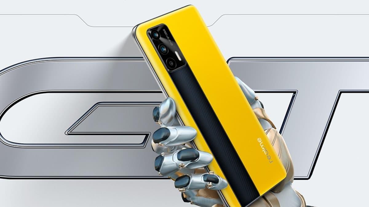 سعر ومواصفات Realme GT 5G