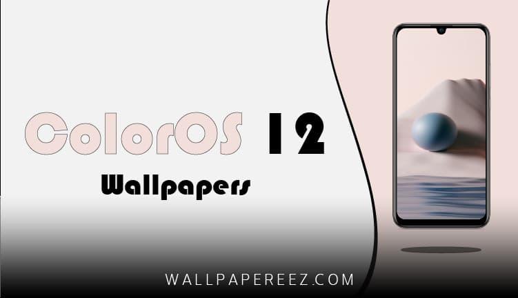 خلفيات ColorOS 12 الأصلية
