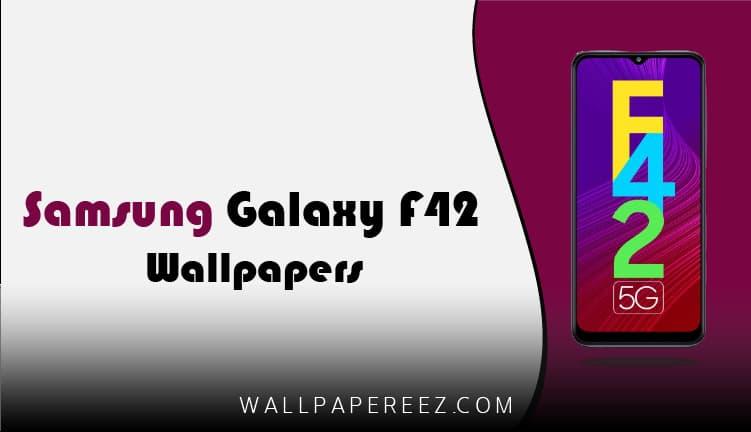 خلفيات Samsung Galaxy F42 5G الأصلية