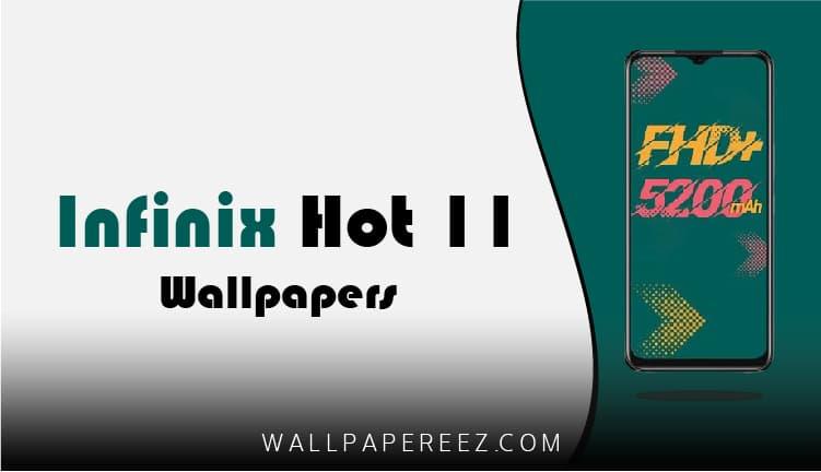 خلفيات Infinix Hot 11 الأصلية 10 خلفيات هاتف روعة