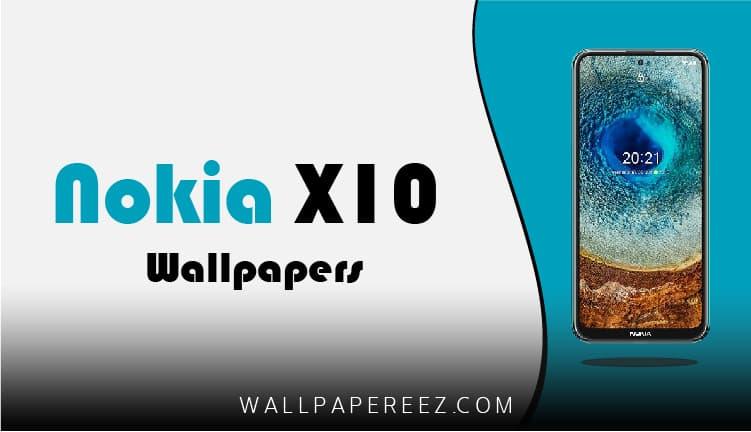 خلفيات Nokia X10 الأصلية بجودة عالية