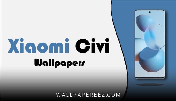 خلفيات Xiaomi Civi الأصلية - 10 خلفيات جوال روعة